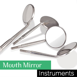Mouth Mirrors
